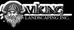 Viking Landscaping Logo